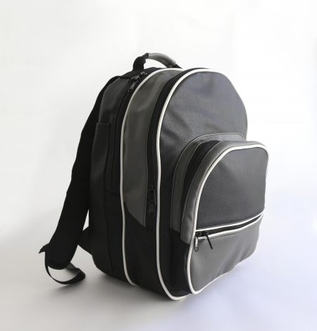 Backpack side view